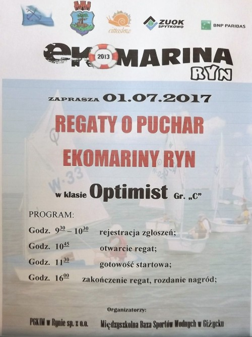 optimist 2017